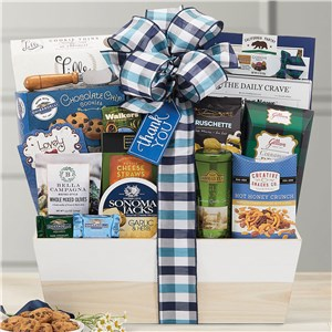 Many Thanks Gift Basket Set