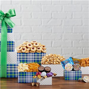 Sweet Tower | Food Gift Basket Delivery