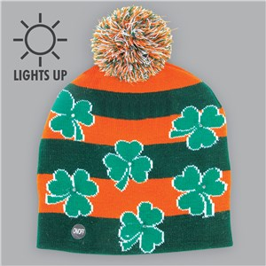St Patrick's Day LED Hat | Party Hat For St. Pats