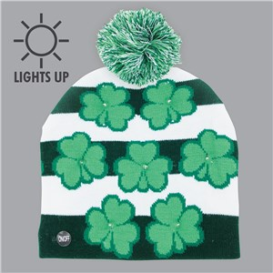 St Patrick's Day LED Hat | Fun Hats for St. Pats