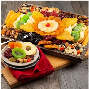 Dried Fruit And Nut Platter NP0192-4200