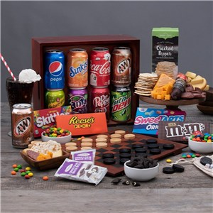 Father's Day Soda & Candy Game Crate