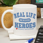 Real Life Heroes - Medical Coffee Mug