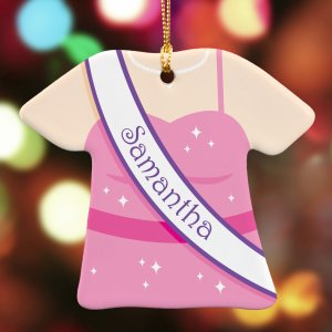 Beauty Pageant Ornament U796963
