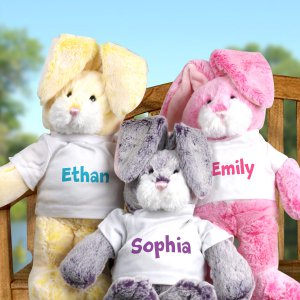 Personalized Any Name Bunny PA310171EX