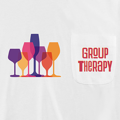 Group Therapy Pocket T-Shirt PT311316X