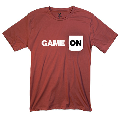Game On Pocket T-Shirt PT311327X