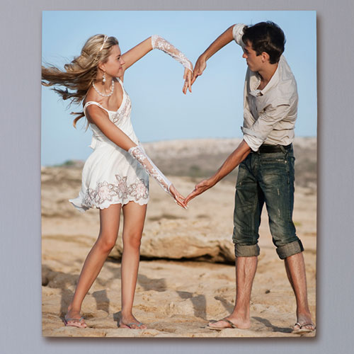 Picture Perfect Photo Canvas | Personalized Valentines Canvas Prints