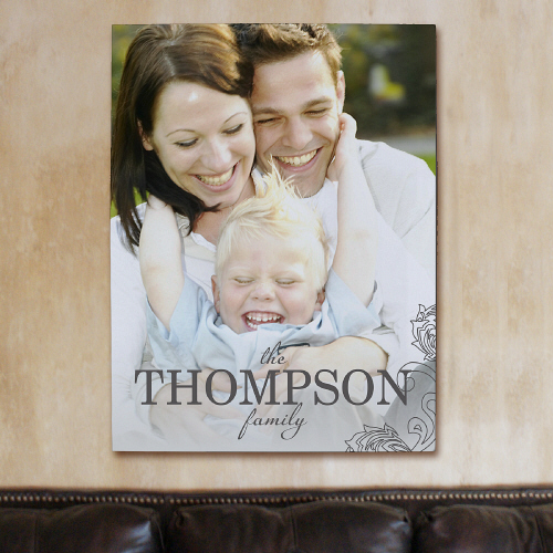 Personalized Photo Art | Family Photo Art