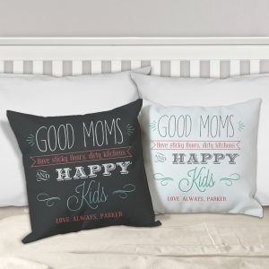 Sayings Personalized Throw Pillow