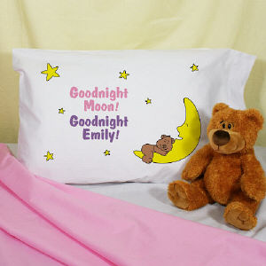 Goodnight Moon Pillowcase