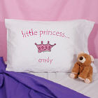 Little Princess Personalized Pillowcase