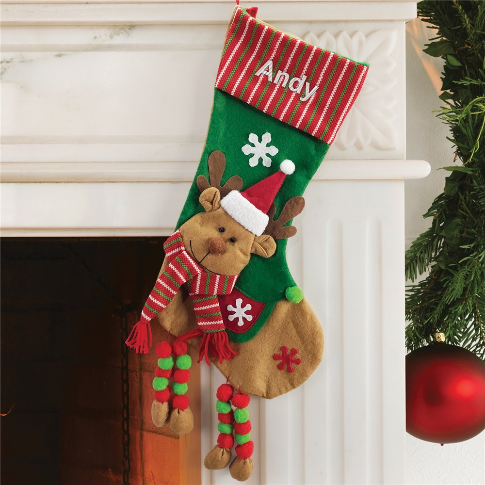 Kids Christmas Stockings | Character Stockings For Kids