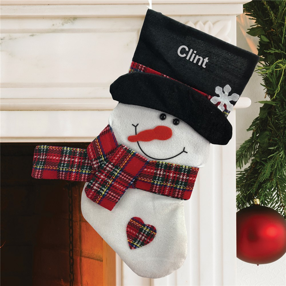 Personalized Christmas Stocking | Kids Stockings For Christmas