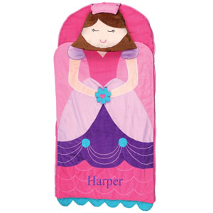 Embroidered Princess Nap Mat E000270
