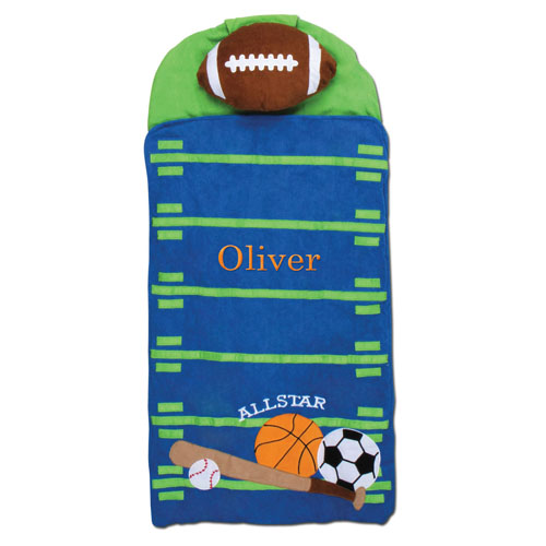 Embroidered Sports Nap Mat E000272