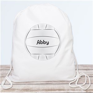 Personalized Volleyball Sports Bag SP837252