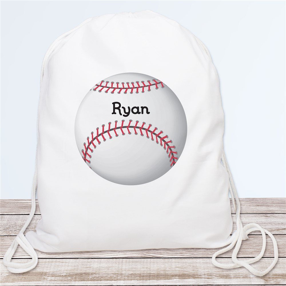Personalized Baseball Sports Bag SP837312