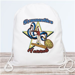 Personalized Gymnastics Sports Bag SP837682