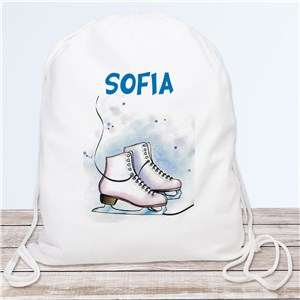 Personalized Ice Skating Sports Bag SP838142