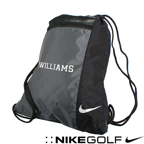 Personalized Nike Drawstring Sports Bag | Father's Gifts