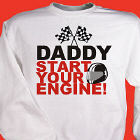 Personalized Racing Sweatshirt