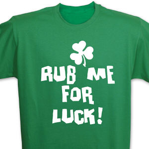 Personalized Irish T-shirt