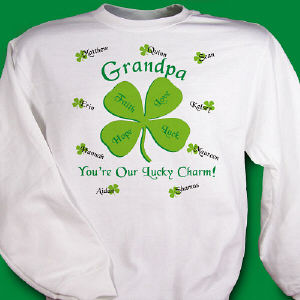 Good Luck Charm Sweatshirt