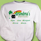 Shamrocks Sweatshirt