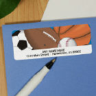 All Sports Address Labels