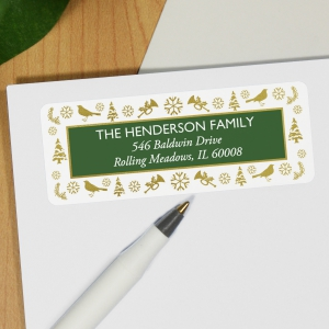 Joy Address Labels 197260