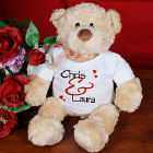 Couples Teddy Bear