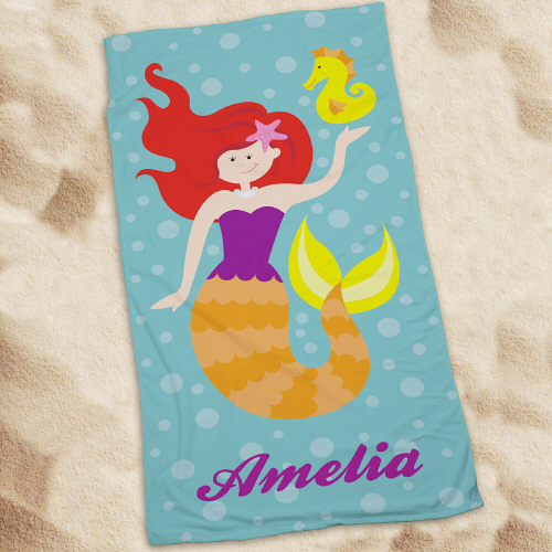 Personalized Beach Towel  U591833