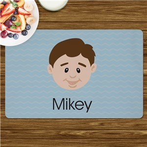 Personalized Children Character Placemat U1015793