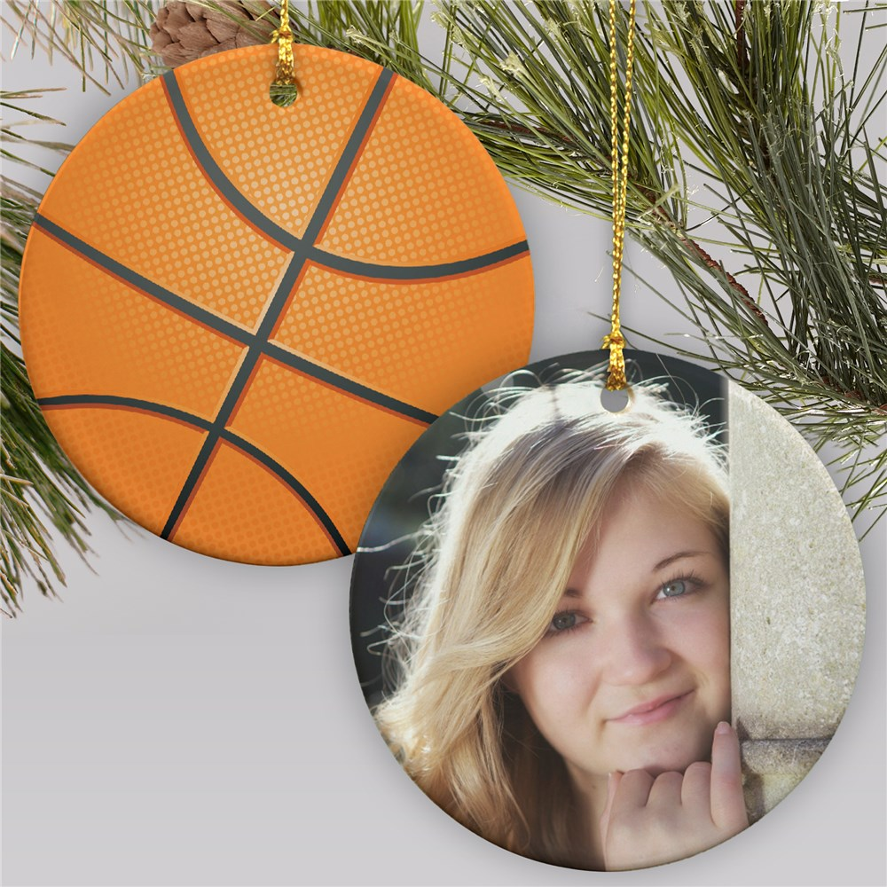Sports Photo Ornament-Soccer | Personalized Sports Ornaments