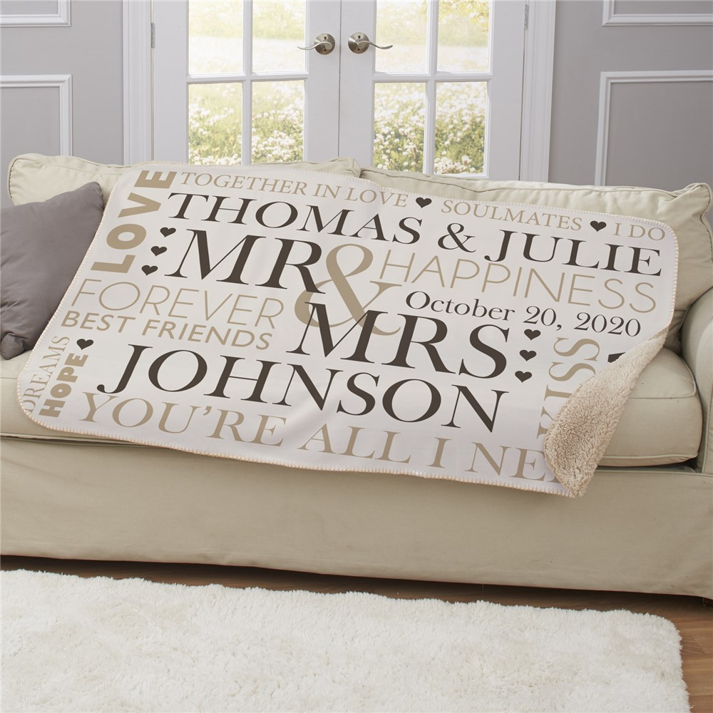 Personalized Love Sherpa | Romantic Home