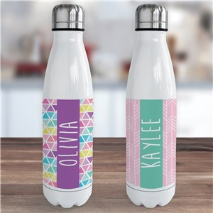 Personalized Water Bottle | Insulated Bottle With Name