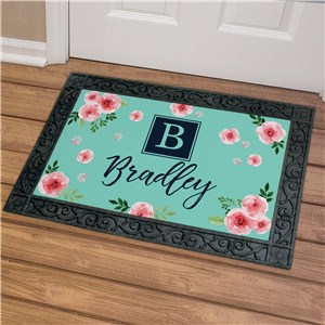 Spring Decor | Easter Personalized Door Mats