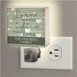 Customized Night Lights | Personalized Night Lights