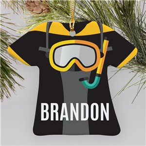 Gifts For Scuba Divers | Scuba Diver Ornament