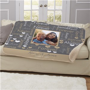 Photo Blanket | Personalized Blankets