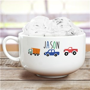 Oversized Ice Cream Bowl | Personalized Kids Gifts