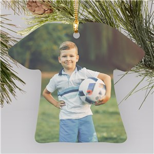 Personalized Photo Ornament | Picture Ornaments For Kids