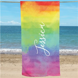 Personalized Beach Towels | Summer 2019 Beach Towels