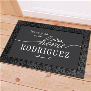 Personalized Name Doormat | Home Doormat With Name