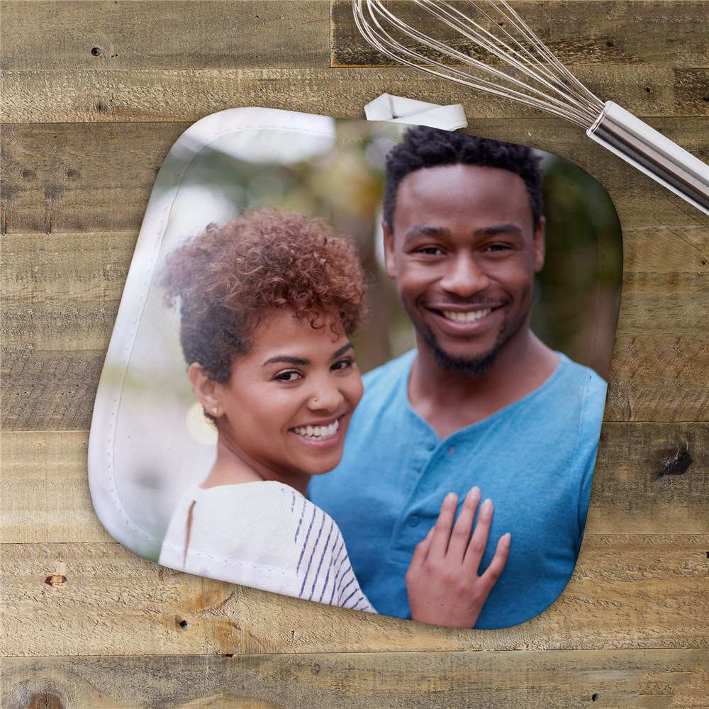 Picture Perfect Pot Holder | Personalized Photo Gifts