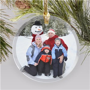 Photo Christmas Ornament | Personalized Picture Ornaments