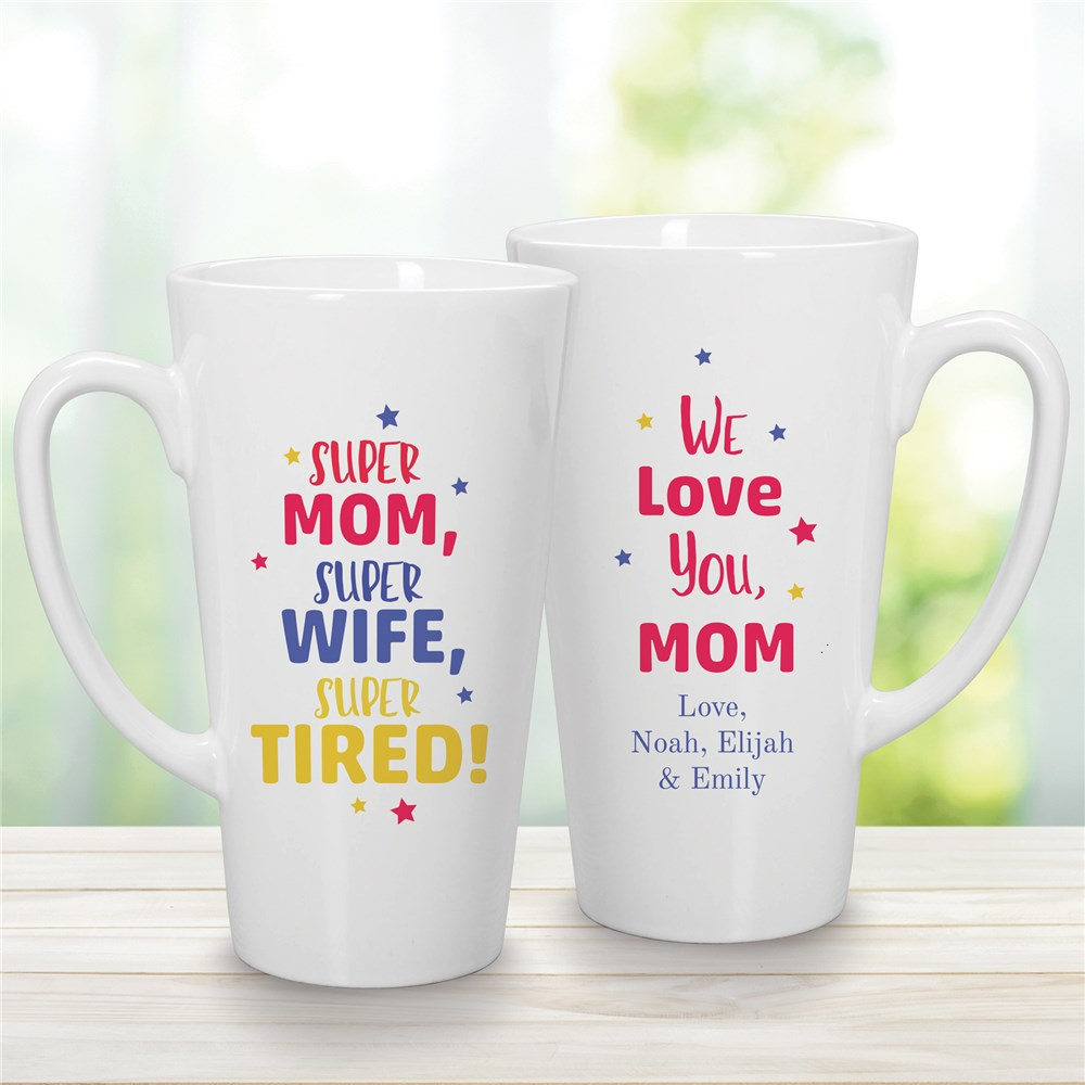 Personalized Super Mug | Personalized Super Mug