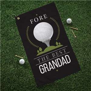 Personalized Golf Towel | Best Golf Towel Gift