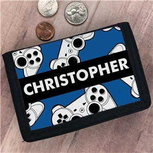 Personalized Video Game Wallet